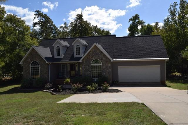 153 Summerset Bay Dr, Cross Hill, SC 29332 (MLS #114604) :: Premier Properties Real Estate