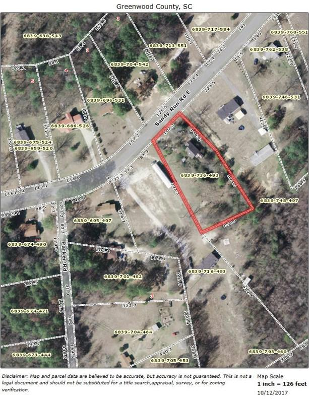 208 Sandy Run Road, Greenwood, SC 29649 (MLS #114622) :: McClendon Realty