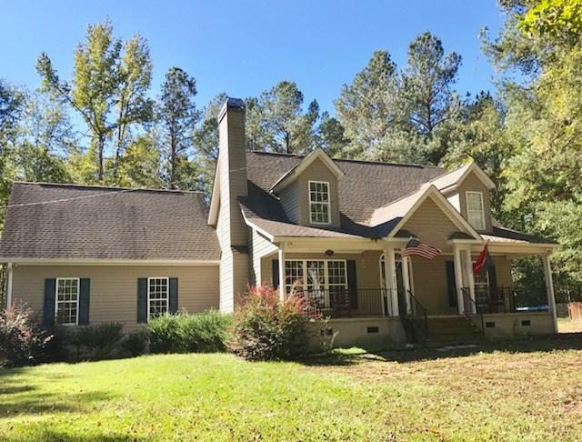 2214 Cedar Springs Rd., Abbeville, SC 29620 (MLS #114642) :: Premier Properties Real Estate