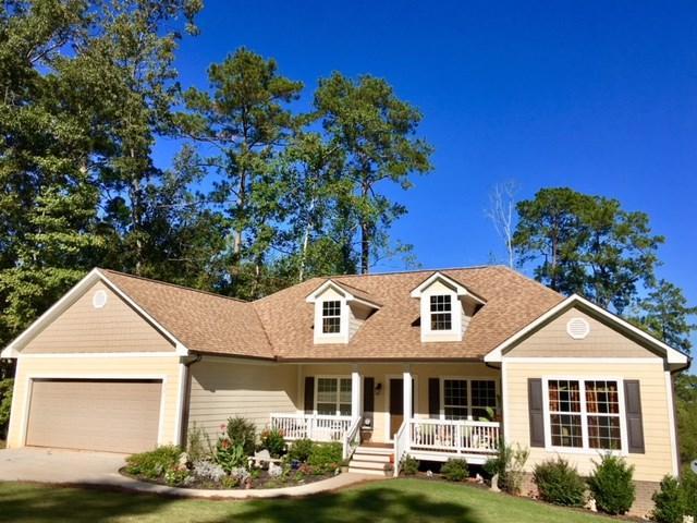 406 Lakeport, Greenwood, SC 29649 (MLS #114644) :: Premier Properties Real Estate