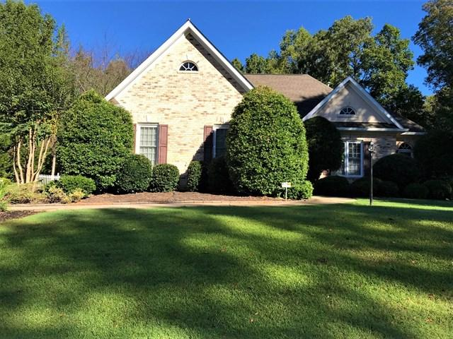 203 Fairway Drive, Laurens, SC 29360 (MLS #114650) :: Premier Properties Real Estate