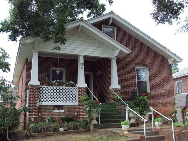 222 Park St., Ninety Six, SC 29666 (MLS #114738) :: Premier Properties Real Estate