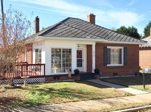 212 Draper Street, Ninety Six, SC 29666 (MLS #114768) :: Premier Properties Real Estate