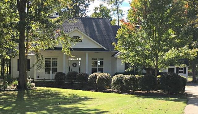 35 Summerset Point, Cross Hill, SC 29332 (MLS #114777) :: Premier Properties Real Estate