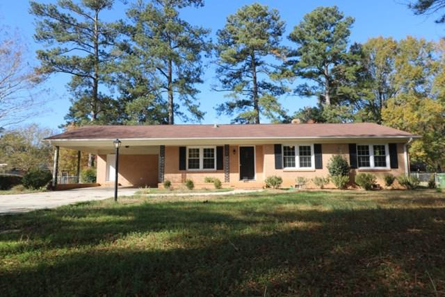 506 Chinquapin Rd, Greenwood, SC 29646 (MLS #114797) :: McClendon Realty