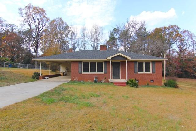 105 Lupo Dr, Greenwood, SC 29649 (MLS #114808) :: McClendon Realty