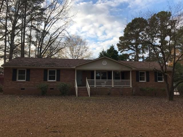 1303 Woodlawn Rd, Greenwood, SC 29646 (MLS #114813) :: McClendon Realty