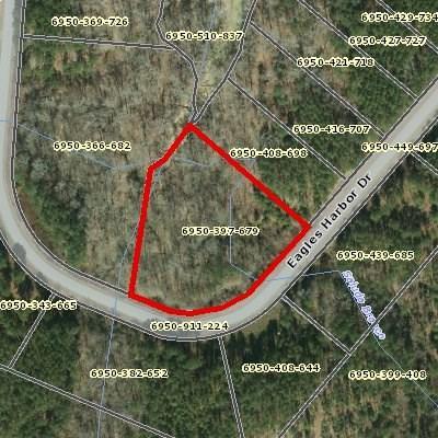 934 Eagles Harbor, Hodges, SC 29653 (MLS #114831) :: McClendon Realty