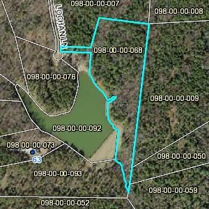 0 Lochan Ln., Abbeville, SC 29620 (MLS #114892) :: Premier Properties Real Estate