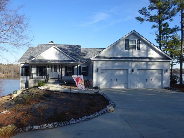 105 Free Bridge Ct, Hodges, SC 29653 (MLS #114931) :: McClendon Realty