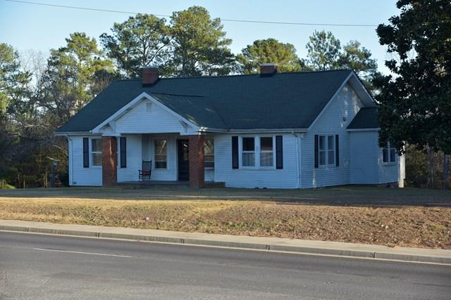 193 Hwy 72 West, Abbeville, SC 29620 (MLS #114943) :: Premier Properties Real Estate