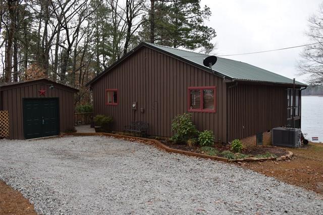 862 Anglers Haven, Cross Hill, SC 29332 (MLS #114947) :: Premier Properties Real Estate
