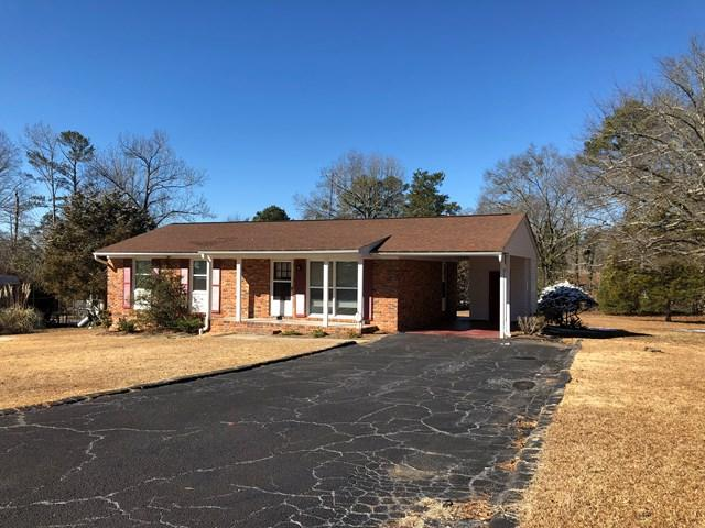 113 Sylvan, Greenwood, SC 29649 (MLS #114949) :: Premier Properties Real Estate