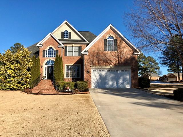 104 Tryon Court, Greenwood, SC 28649 (MLS #114952) :: Premier Properties Real Estate