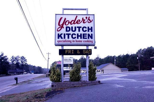 809 E Greenwood Hwy, Abbeville, SC 29620 (MLS #114960) :: Premier Properties Real Estate