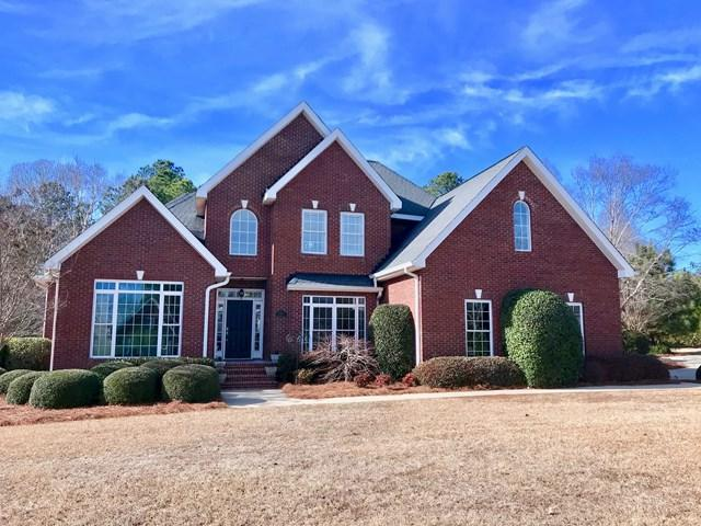 40 Deer Run, Abbeville, SC 29620 (MLS #114997) :: McClendon Realty