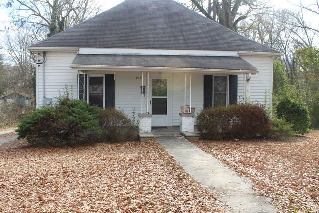 414 Cambridge St, Abbeville, SC 29620 (MLS #115007) :: Premier Properties Real Estate