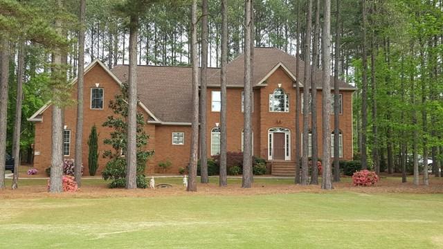 719 Fairway Lakes Rd, Greenwood, SC 29649 (MLS #115011) :: Premier Properties Real Estate