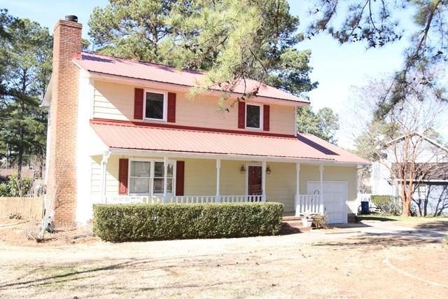 307 Loblolly, Greenwood, SC 29649 (MLS #115021) :: Premier Properties Real Estate
