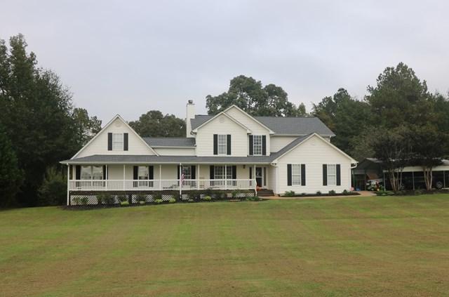 4902 Pickens Creek Rd, Hodges, SC 29653 (MLS #115023) :: McClendon Realty