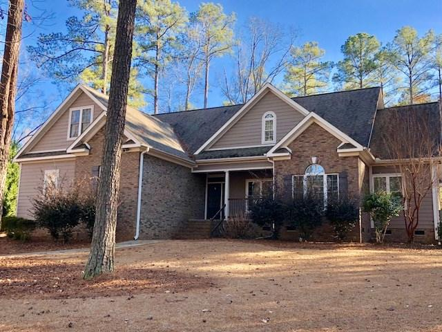 114 Reflections Dr., Greenwood, SC 29649 (MLS #115044) :: Premier Properties Real Estate