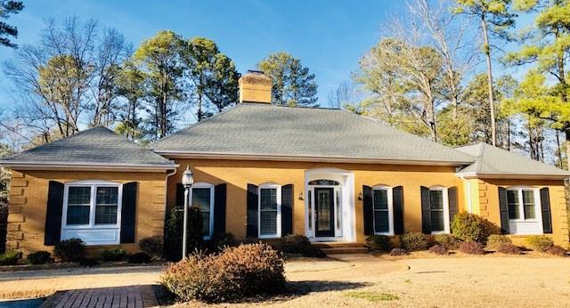131 Amherst Dr., Greenwood, SC 29649 (MLS #115048) :: Premier Properties Real Estate