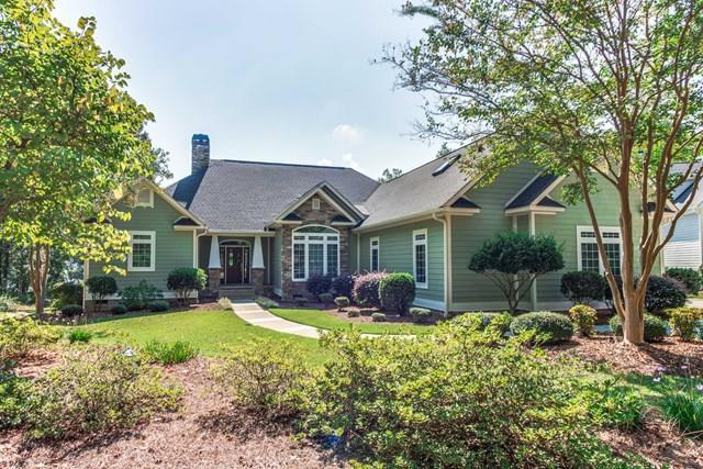 322 Commonwealth Drive, Ninety Six, SC 29666 (MLS #115061) :: Premier Properties Real Estate