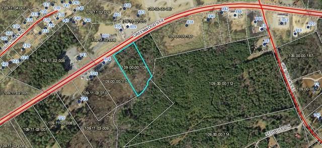N/A E Hwy 72, Abbeville, SC 29620 (MLS #115069) :: Premier Properties Real Estate