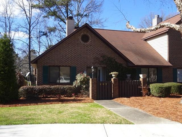 209 Abbey Lane, Greenwood, SC 29649 (MLS #115072) :: Premier Properties Real Estate