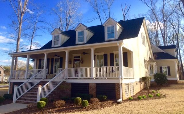 203 Hatchers Pass, Greenwood, SC 29646 (MLS #115076) :: Premier Properties Real Estate