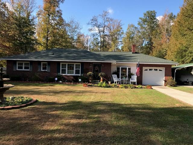 201 Woodland Way, Greenwood, SC 29646 (MLS #115086) :: Premier Properties Real Estate