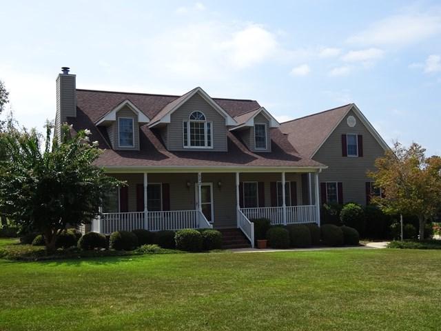 202 Fairway Lakes Road, Greenwood, SC 29649 (MLS #115095) :: Premier Properties Real Estate