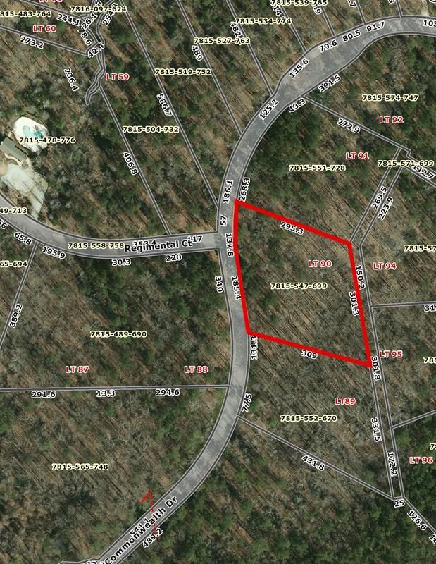Lot 90 Commonwealth Drive, Greenwood, SC 29666 (MLS #115096) :: Premier Properties Real Estate