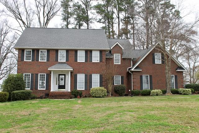 107 Fairway Lakes Rd, Greenwood, SC 29649 (MLS #115116) :: Premier Properties Real Estate
