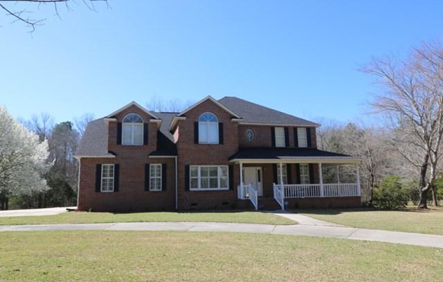 209 Plantation Drive, Greenwood, SC 29649 (MLS #115170) :: Premier Properties Real Estate