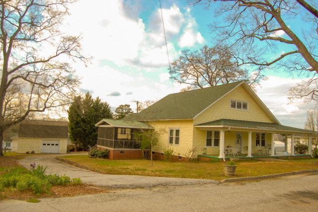 12 W Jackson St, Ware Shoals, SC 29692 (MLS #115304) :: Premier Properties Real Estate