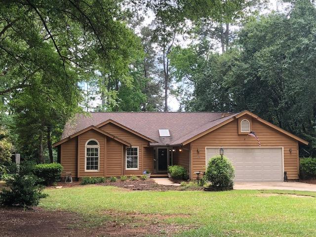 110 Quail Run, Greenwood, SC 29649 (MLS #115653) :: Premier Properties Real Estate