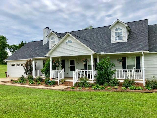 406 Hanover Rd., Abbeville, SC 29620 (MLS #115796) :: Premier Properties Real Estate