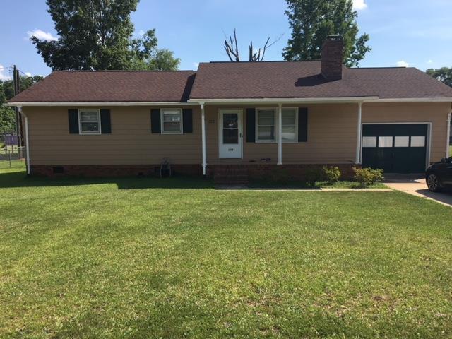 133 Effie Drive, Greenwood, SC 29649 (MLS #115836) :: Premier Properties Real Estate