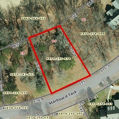 119 Starboard Tack, Greenwood, SC 29649 (MLS #116049) :: Premier Properties Real Estate