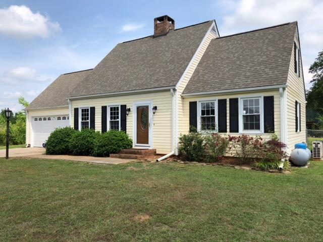 214 Old Wingert Road, Greenwood, SC 29649 (MLS #116095) :: Premier Properties Real Estate