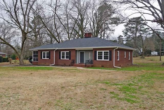 7 College Street, Due West, SC 29639 (MLS #116111) :: Premier Properties Real Estate