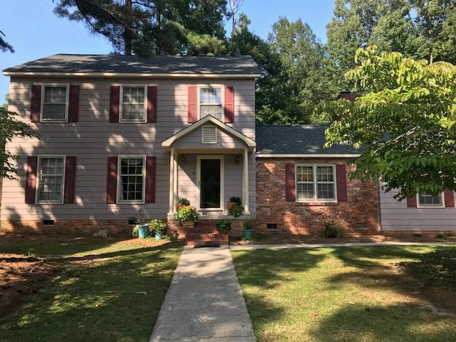 141 Kingston, Greenwood, SC 29649 (MLS #116191) :: Premier Properties Real Estate