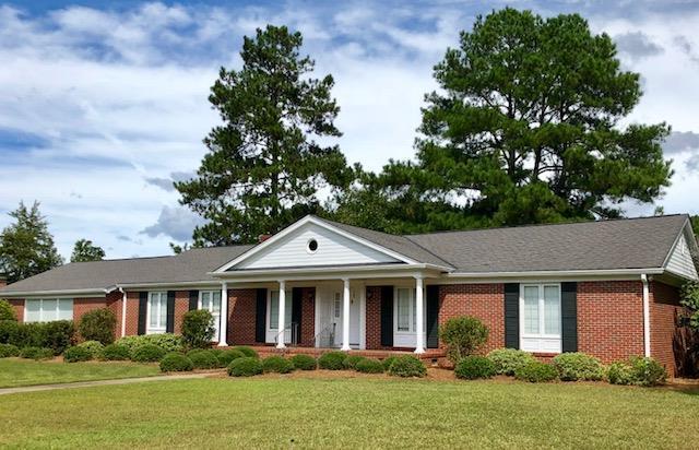 124 Cedar, Greenwood, SC 29649 (MLS #116289) :: Premier Properties Real Estate