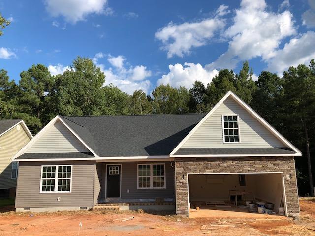111 Kinkade Dr, Greenwood, SC 29649 (MLS #116290) :: Premier Properties Real Estate