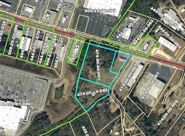 932/934 E Main Street, Laurens, SC 29360 (MLS #116943) :: Premier Properties Real Estate