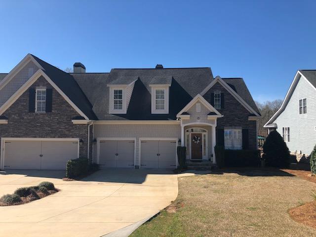 315 Arsenal Drive, Ninety Six, SC 29666 (MLS #117028) :: Premier Properties Real Estate