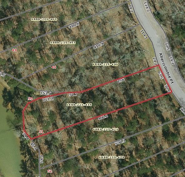 390 Abercrombie Pointe, Greenwood, SC 29649 (MLS #117095) :: Premier Properties Real Estate