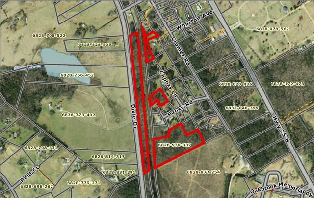 0 Dixie, Greenwood, SC 29653 (MLS #117116) :: Premier Properties Real Estate