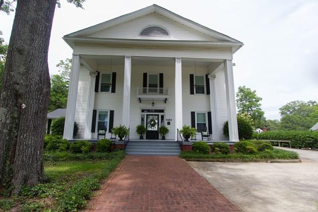 1102 N Main Street, Abbeville, SC 29620 (MLS #117172) :: Premier Properties Real Estate